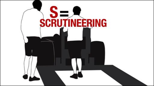 The Formula - Scrutineering