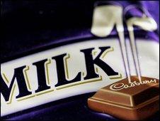 A Cadbury Diary Milk