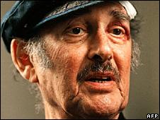 Harold Pinter in 2005