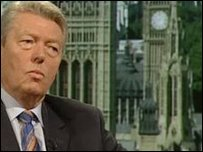 Alan Johnson MP, Home Secretary