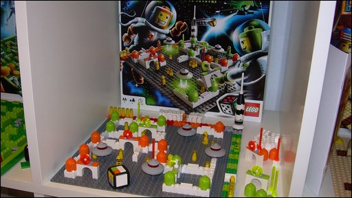 One of the Lego board games