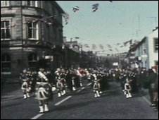 pipers in langholm