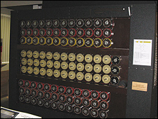 Replica of Bombe