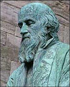 William Barnes statue