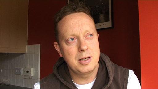 Citizen journalist Stephen