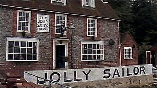 The Jolly Sailor