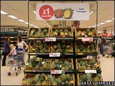 Supermarket promotion