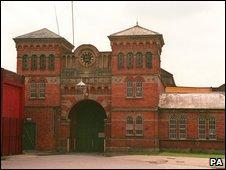 Broadmoor high-security hospital