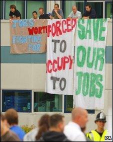 Vestas protest