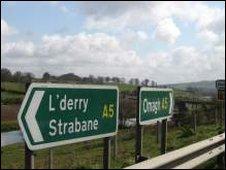 A5 Western Transport Corridor