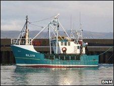 The Aquila/Pic: BNM - TrawlerPhotos