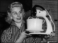 1950s food mixer