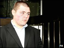Waylett leave court after being sentenced