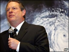 Al Gore, AP