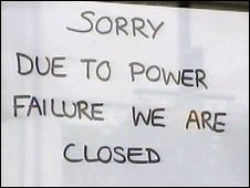 Power Cut!