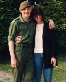 Private John Brackpool and Carol Brackpool