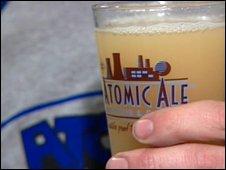 Atomic ale