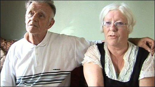 Robert and Gertrude Hesketh