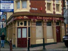 The General Elliot, Bedminster, Bristol, Copyright: Pete Yeates
