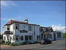 Alexander's pub in Fife