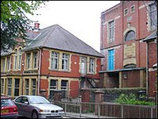 Newbridge Miners' Hall and Institute