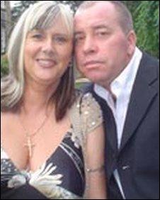 Susan Scott and her husband