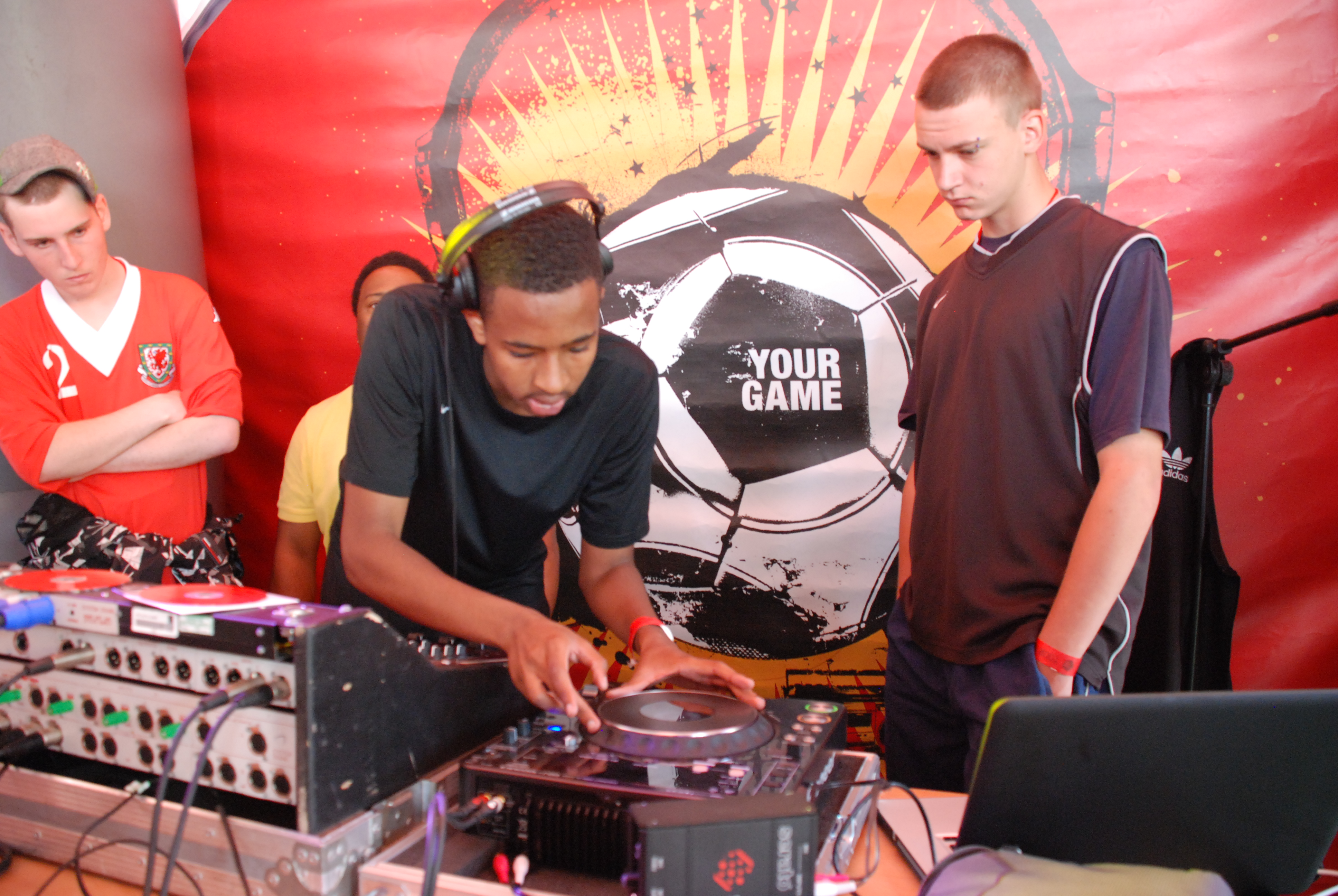YG09 DJ Workshop