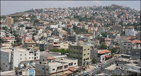 Israeli-Arab town of Um al-Fahm