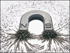 Horseshoe magnet (SPL)