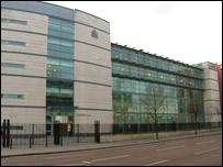 Laganside Courts Complex