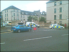 Siege (Pic: Colin Tate)