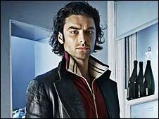 Aidan Turner in Being Human