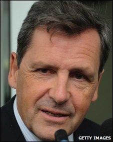 Head of UN Peacekeeping Alain Le Roy