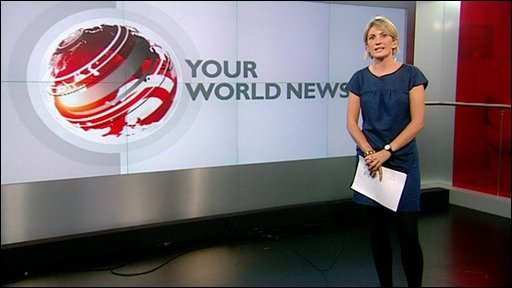 Anna Adams presents Your World News