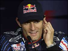 Mark Webber and Red Bull are closing the gap on Brawn