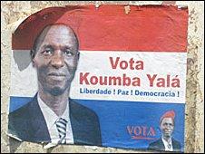 Yala election poster