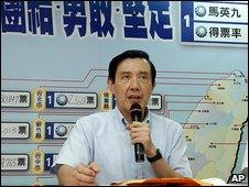 Taiwan President Ma Ying-jeou 26.7.09