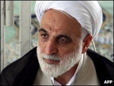 Intelligence Minister Gholam Hossein Mohseni Ejeie, July 24