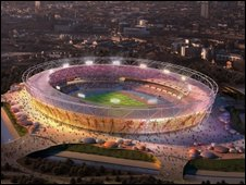 2012 Stadium - artist's impression