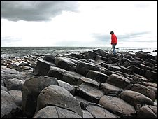 One of NI's main attractions is the Giant's Causeway