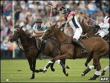 England v Argentina, 26 July 2009