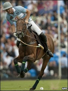 Martin Valent of Argentina at the Cartier International Day 2009