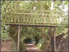 Tennyson's bridge