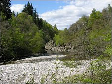 Killiecrankie Pass