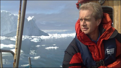 Stephen Sackur, HARDtalk on the Road Greenland