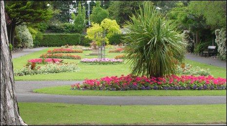 Botanical Gardens, Rhyl