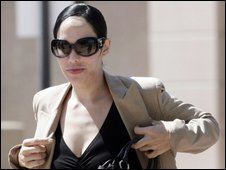 Nadya Suleman, 27 July 2009