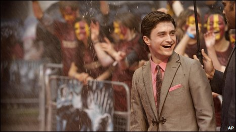 Harry Potter and the Half-Blood Prince premiere