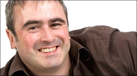 Gareth Evans BBC Radio Sheffield