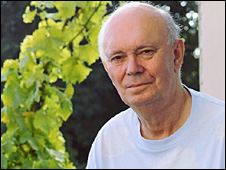 Sir Alan Ayckbourn - picture taken by Tony Bartholomew